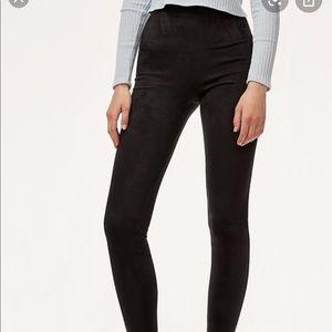 Wilfred Free Aritzia Daria Velvet legging Pants